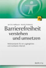 Buchcover Barrierefreiheit verstehen und umsetzen
