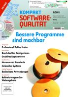 Cover iX Sonderheft Softwarequalität